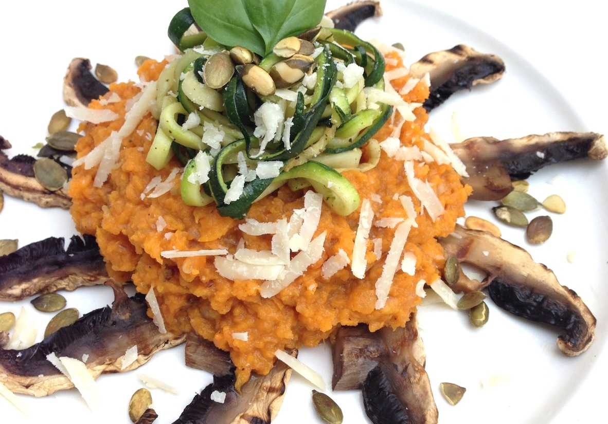 Sweet potato mash EEFSFOOD
