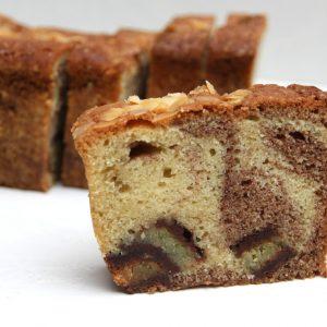 Gevulde speculaas marmer cake EEFSFOOD