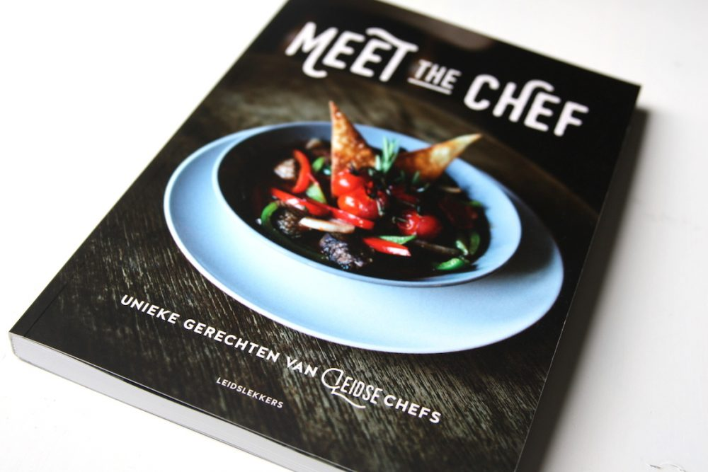 Meet the chef kookboek
