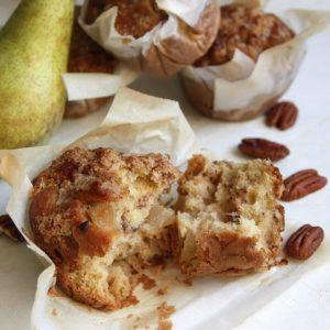 Pecan-peren muffins EEFSFOOD