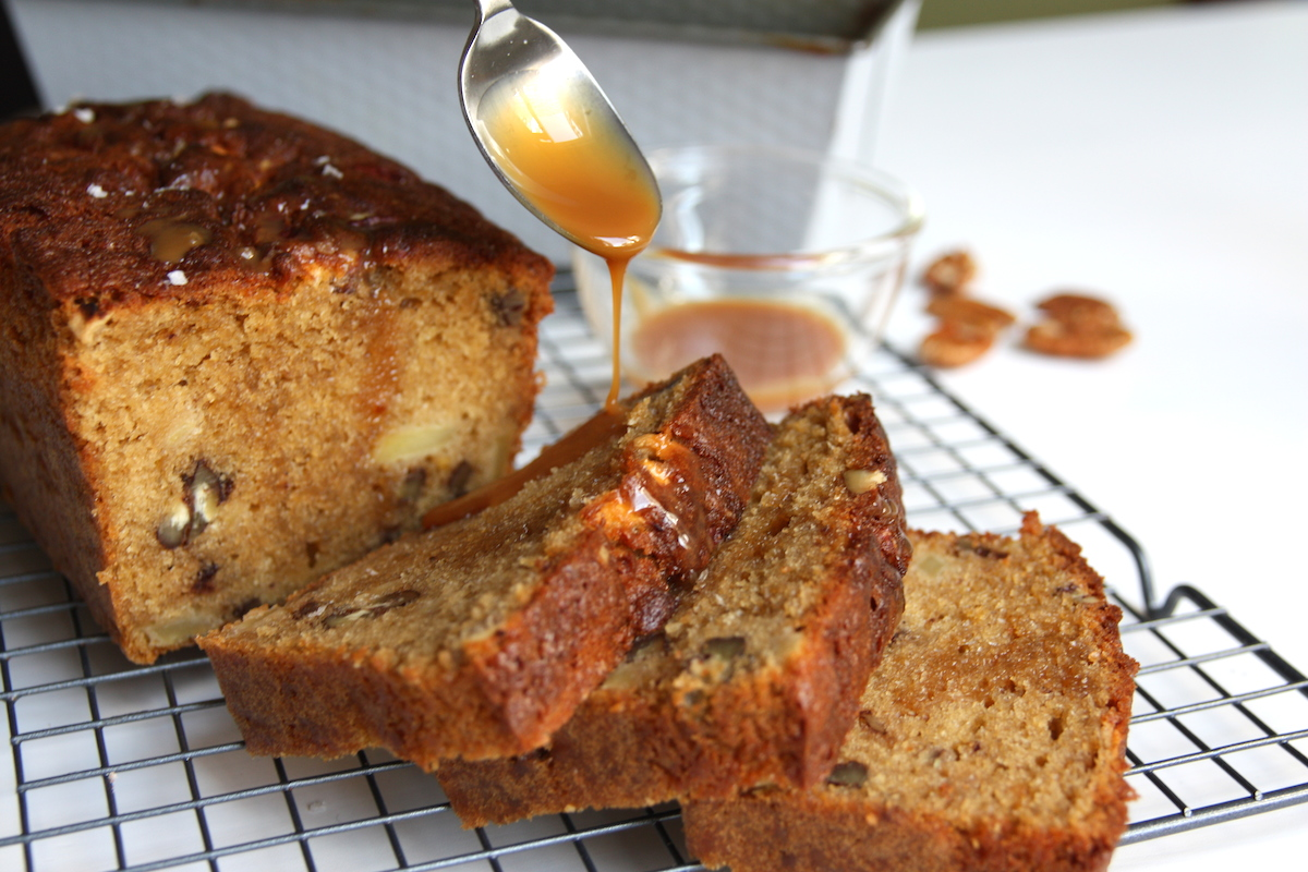 Sticky appel cake EEFSFOOD