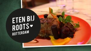 Eten bij Roots Rotterdam EEFSFOOD