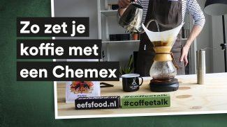 Aflevering 1: Zo zet je koffie met een Chemex
