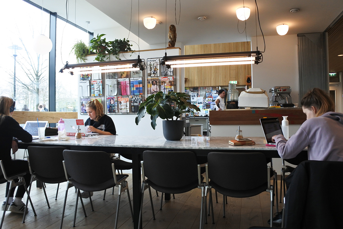 The Village Coffee Utrecht EEFSFOOD