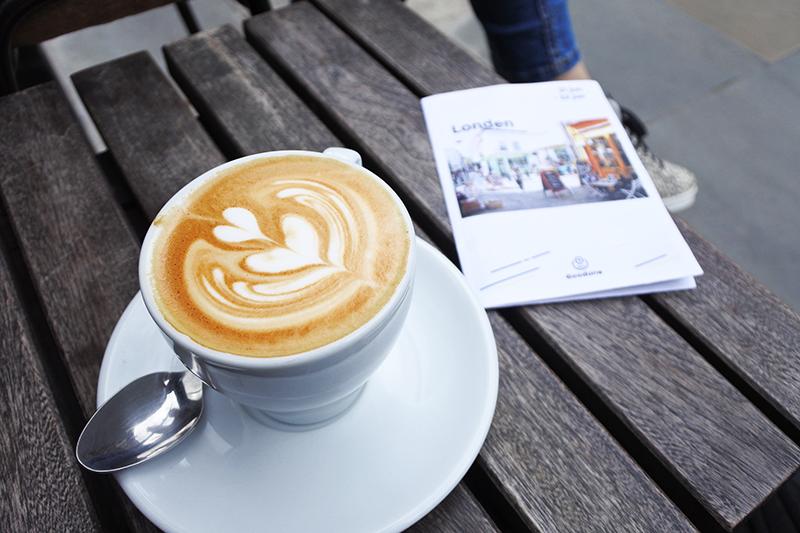 Op zoek naar de beste koffie hotspot - Overal