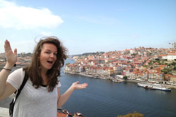 Vlog #8 | Vakantie, mijn eerste dagen in Porto! | EEFSFOOD