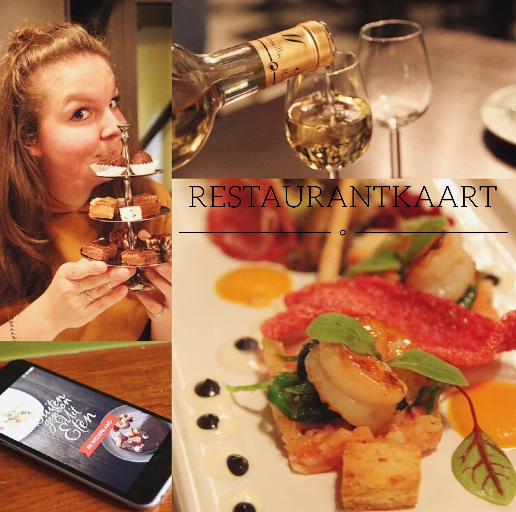 Wat is RestaurantKaart en hoe werkt het? + Toffe winactie!