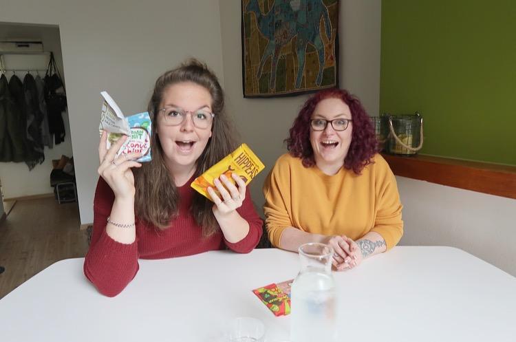 Proefvideo #4 | Vegan snacks proeven met Joyce | EEFSFOOD
