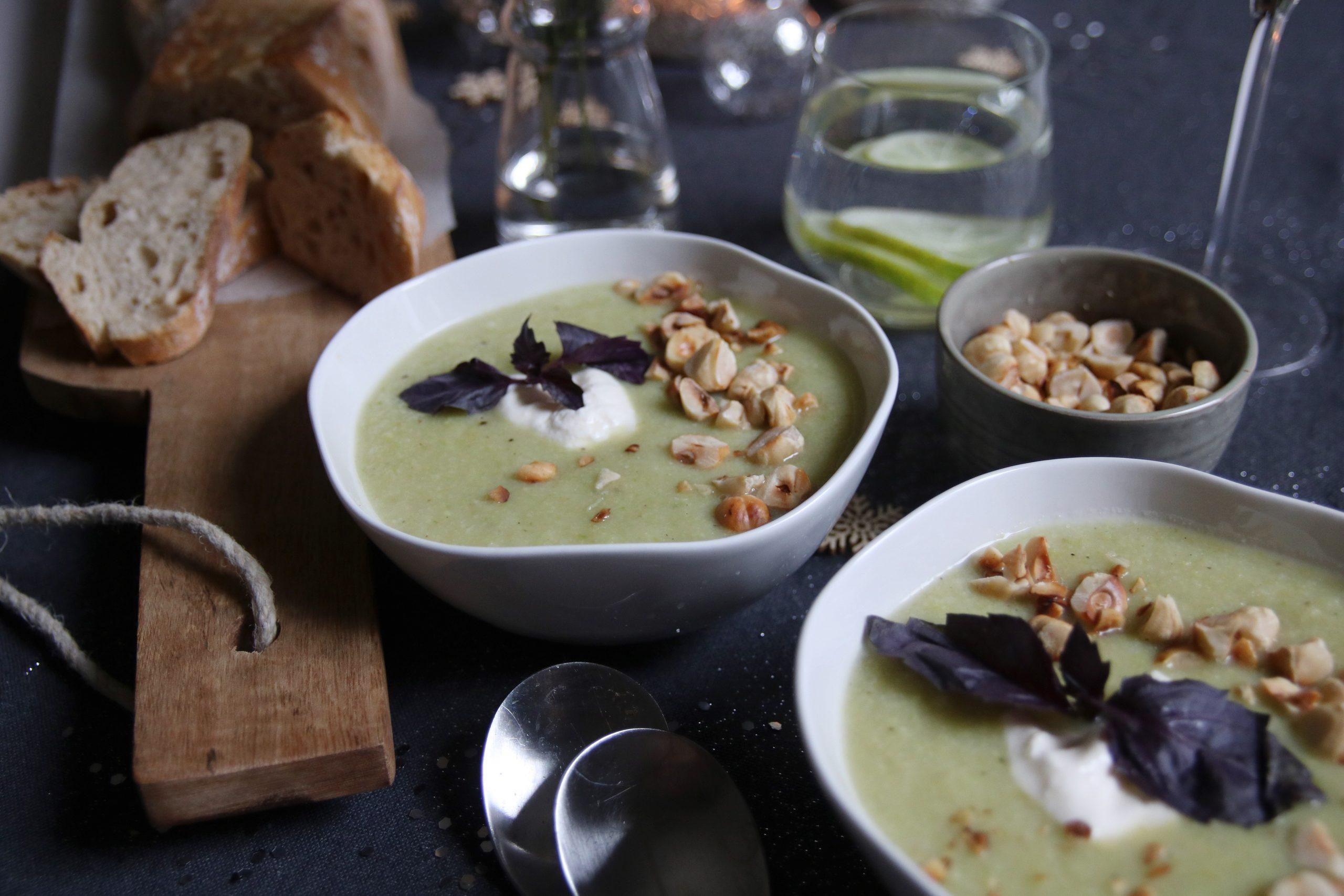 Romanesco soep HelloFresh