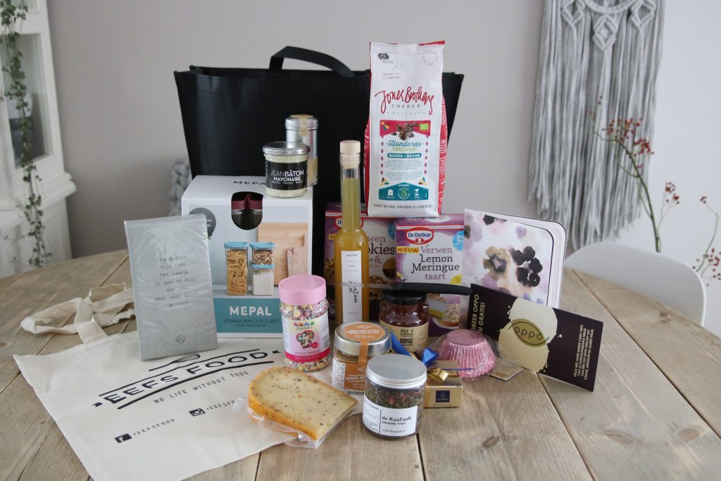 Win een Ash en Eefs favorites goodiebag!