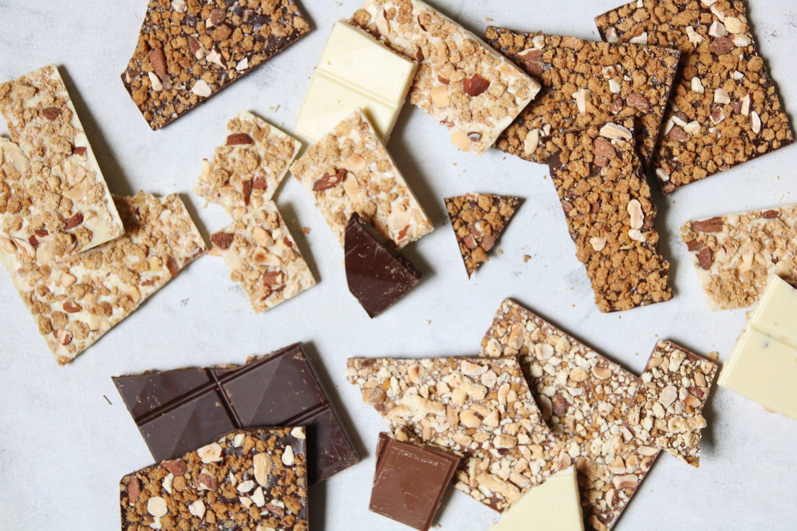 Foodpost #2 - chocoladerepen, Ben & Jerry's, Paasmuesli en meer!