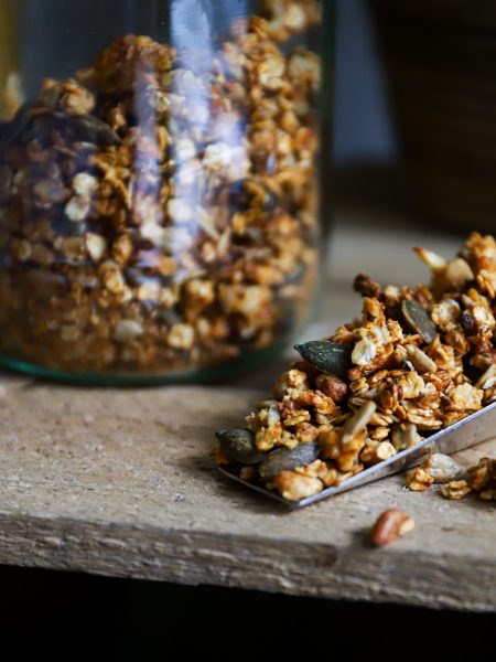Hartige granola