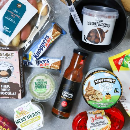 Foodpost #5 - Knoppers, Boska, Bonduelle, ijs en meer!