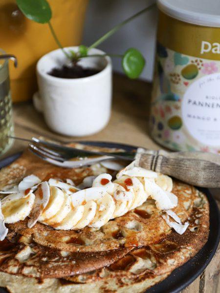 Foodpost #6 - Gimber drink, thee, pannenkoeken en meer!