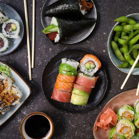 Sushi bestellen in Leiden? Dat doe je hier!