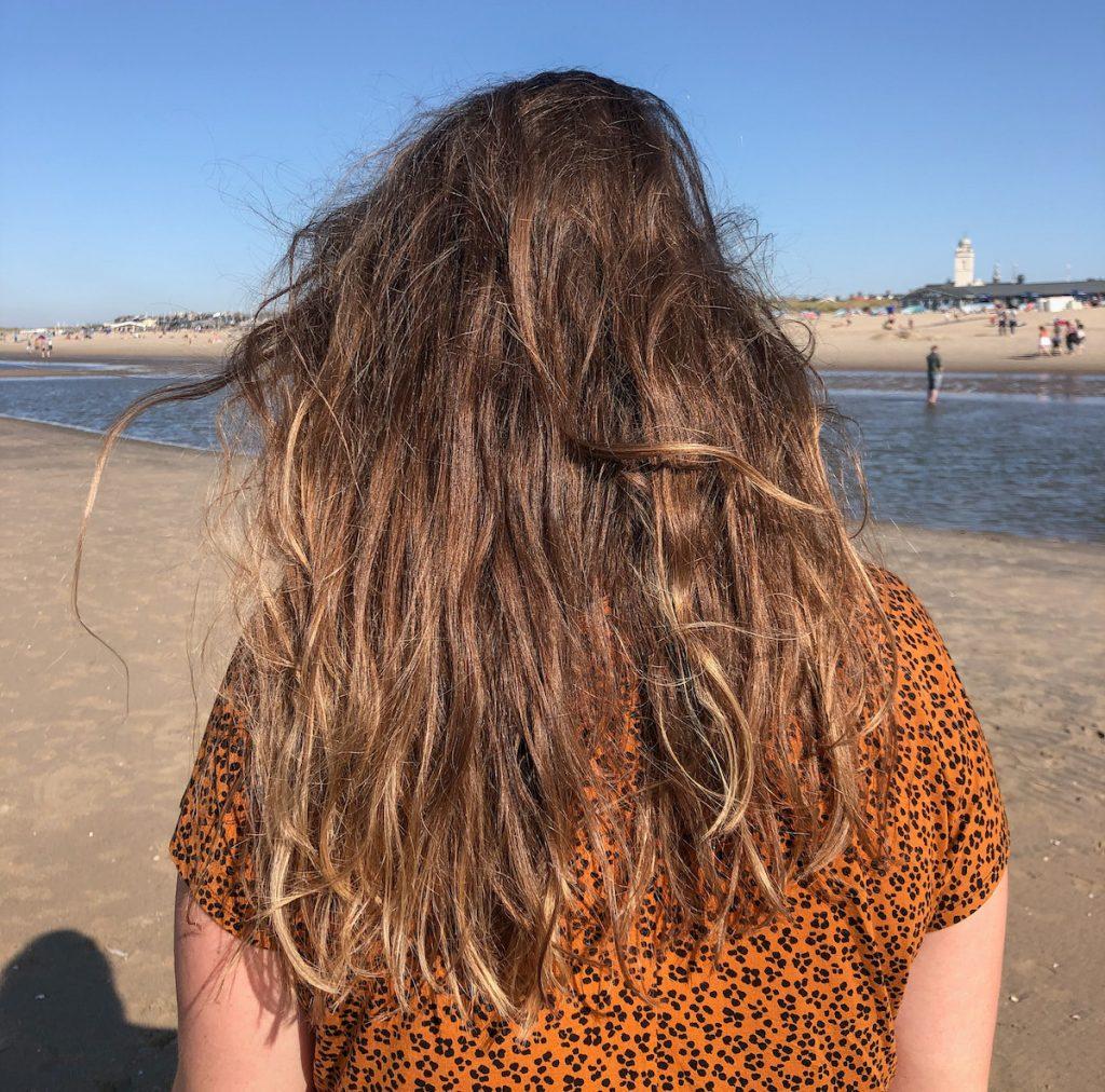 resultaat 6 weken shampoo bar