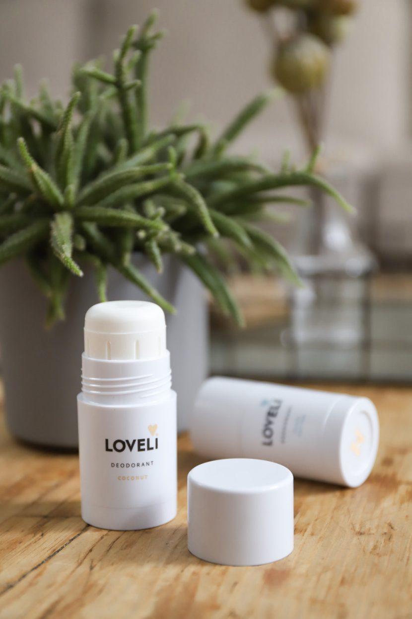 Eef test #5 - Loveli deodorant