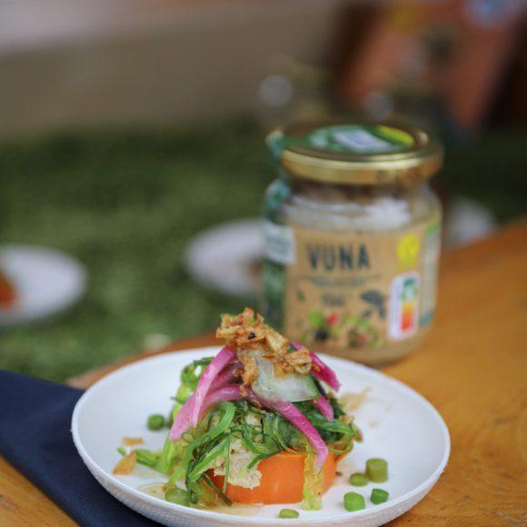 Eef test #7 - Vegan tonijn deel 2
